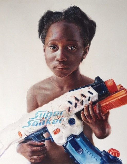 , 'Toy Guns,' 2016, Art Unified Gallery