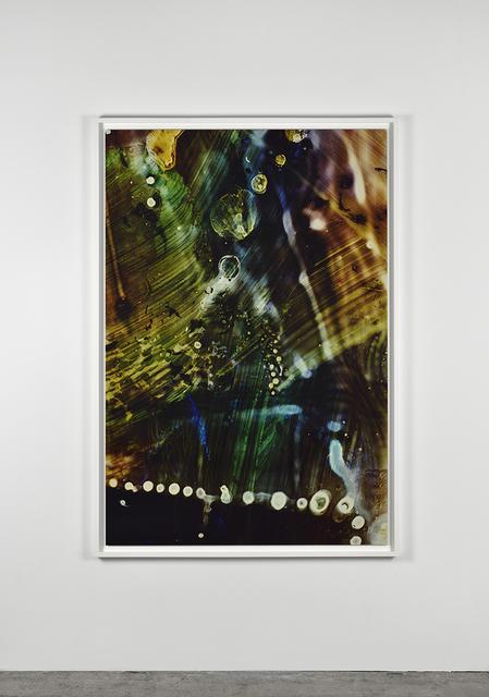 , 'Inondé 11,' 2016, Marian Goodman Gallery