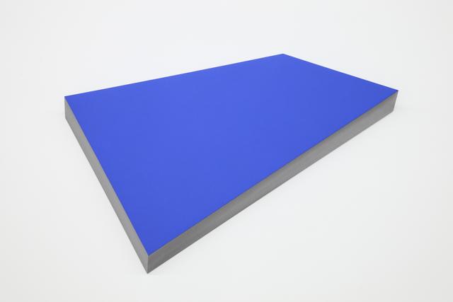 , 'O.T. (cobalt blue),' 2017, Dep Art