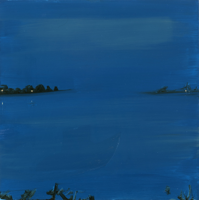 , 'Blue Bay,' 2016, Sears-Peyton Gallery
