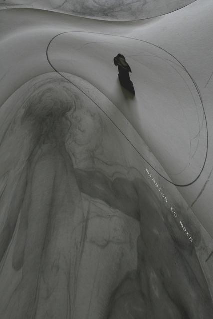 , 'Mission to Mars 1,' 2014, Galerija VARTAI