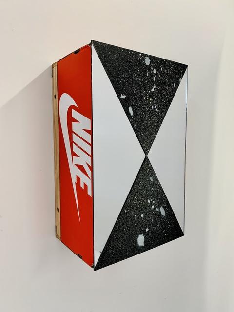 "Paul Amundarain, 'Multiple Reality, ""Nike Box""', 2019, The Directed Art Modern"