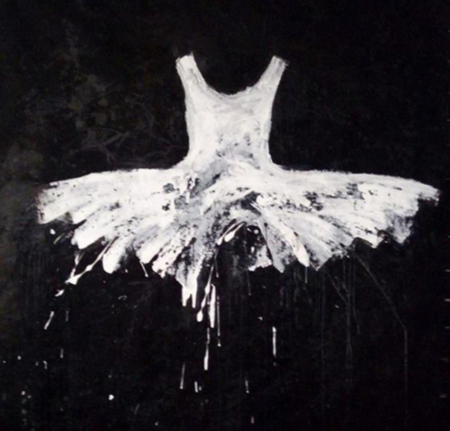 , 'Big White Tutu,' , Galleria Ca' d'Oro