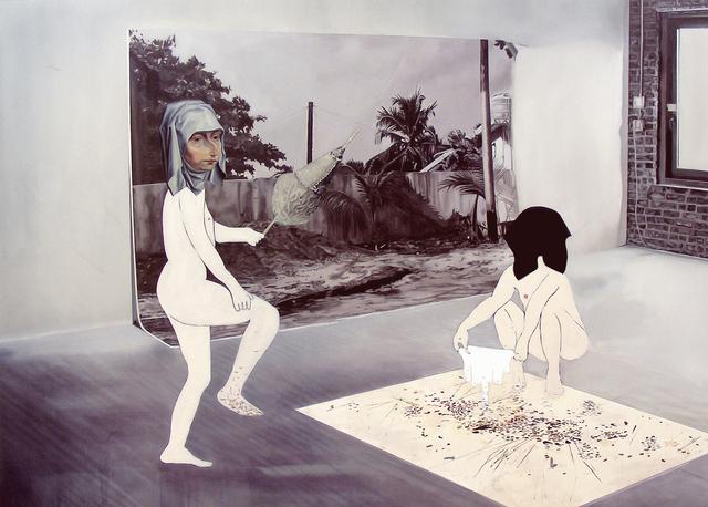 Carolina Muñoz, 'Cultivo de Color', 2017, Isabel Croxatto Galería