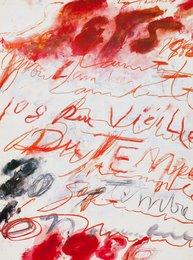 Cy Twombly, '1986,' 1986, Heritage Auctions: Holiday Prints & Multiples Sale