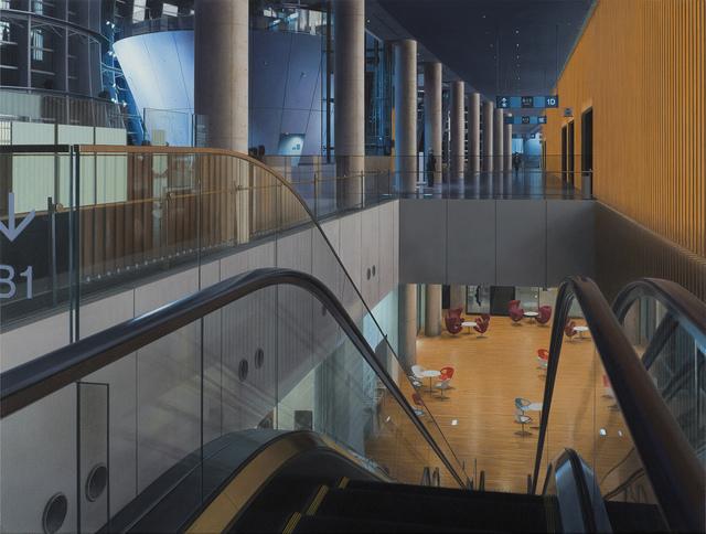 , 'Museum,' 2014, Aki Gallery