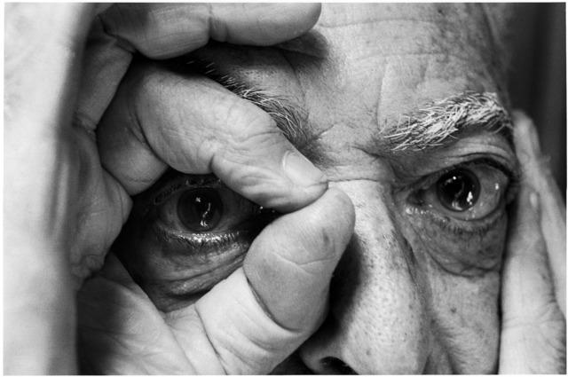 John Leongard, 'Brassai's Eye, Paris', 1981, Atlas Gallery