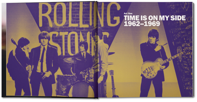 Ethan Russell   The Rolling Stones  Art Ed  Russell, Mick and Keith