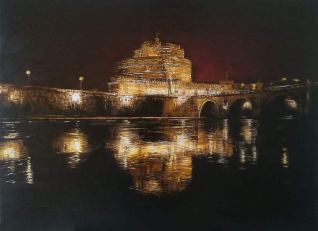 , '(SPV) Castel Sant'Angelo,' 2018, ARTION GALLERIES