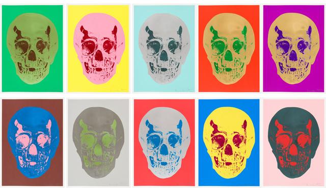 , 'Till Death Do Us Part - Complete Suite ,' 2012, Denis Bloch Fine Art