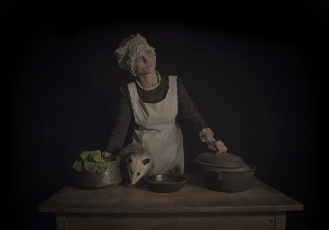 , 'The Maid,' 2016, Eckert Fine Art