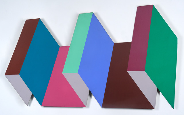 , 'Folding Two,' 1968, Hemphill Fine Arts