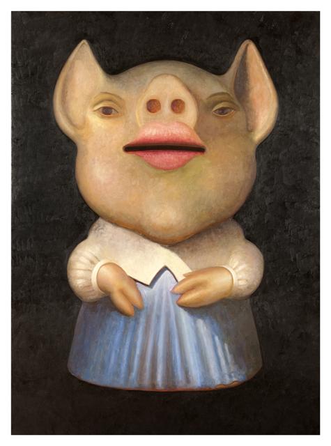 , 'Icon,' 2014, Greg Thompson Fine Art