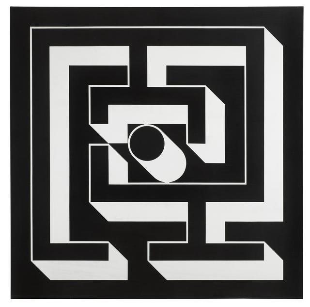 , 'Labyrinth,' 1979, The Mayor Gallery