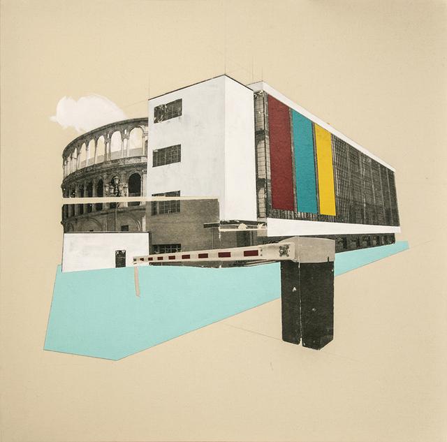 , 'Neo Coliseum ,' 2016, Victor Lope Arte Contemporaneo