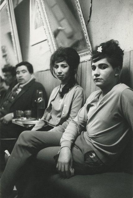 , 'Bar Los Siete Espejos (Bar Seven Mirrors), Valparaiso, Chili,' 1963, Michael Hoppen Gallery