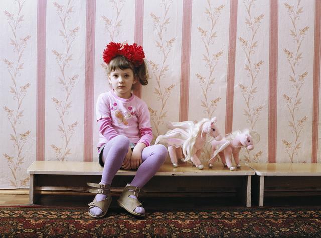 , 'Horses,' 2009, Podbielski