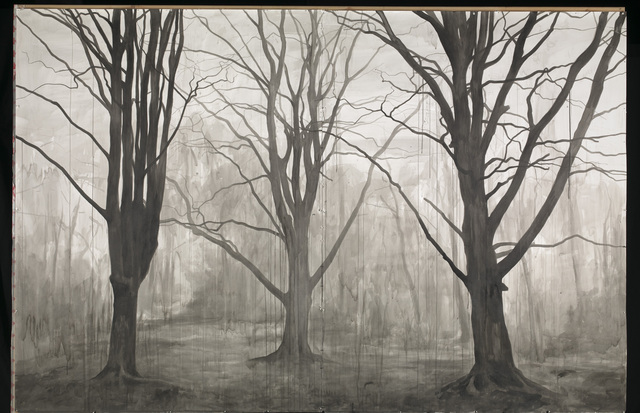 , 'Hanging Around (Landscape without Figures),' 2012, The National Gallery, London