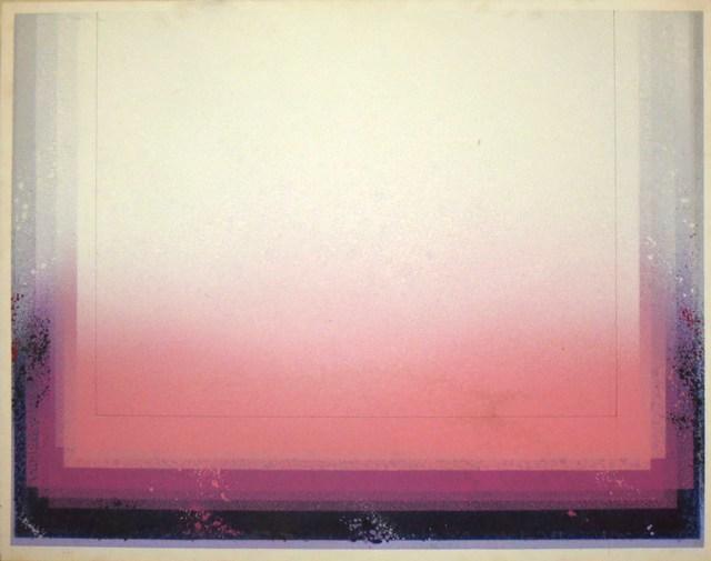 Thomas W. Benton, 'Acrylic on Canvas #3', 1987, Painting, Acrylic on canvas, Gonzo Gallery