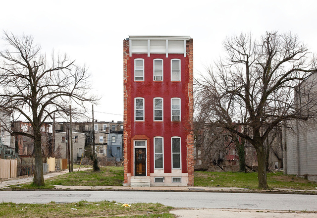 , 'Baltimore, MD,' 2011, PDNB Gallery
