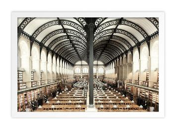 Biblioteque Sainte Genevieve