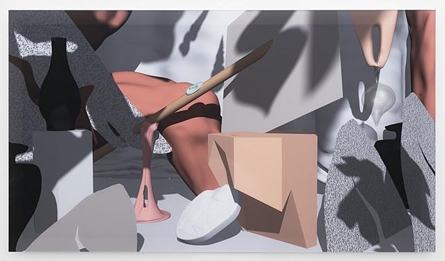 , 'Slot Prop,' 2017, Western Exhibitions