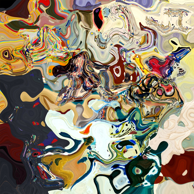 , 'Amalgama II (Kandinsky),' 2019, Mark Moore Fine Art