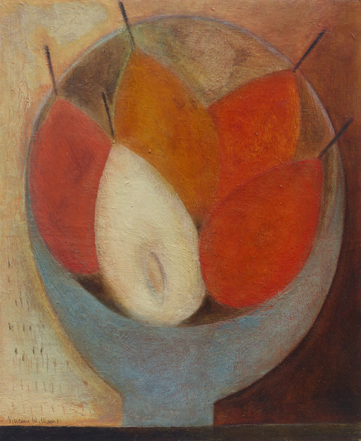 , 'Pear Bowl,' 2018, Thackeray Gallery