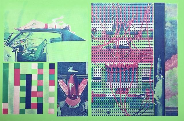 Eduardo Paolozzi, 'Sex Crime Wave Rolling High', 1965-1970, Stubbs Fine Art