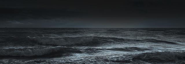 , 'Night Wave 001,' 2017, Gallery G-77