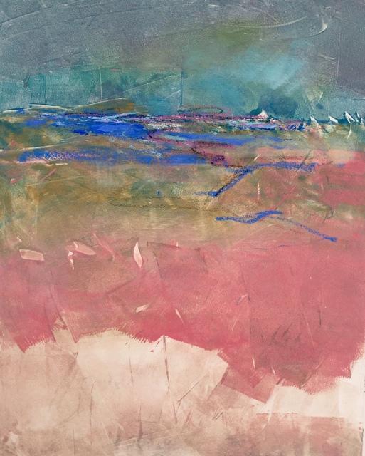 , 'Dusty Rose,' 2018, Meyer Vogl Gallery