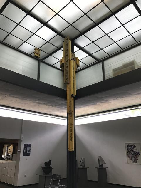 , 'Säule,' 2017, Sebastian Fath Contemporary