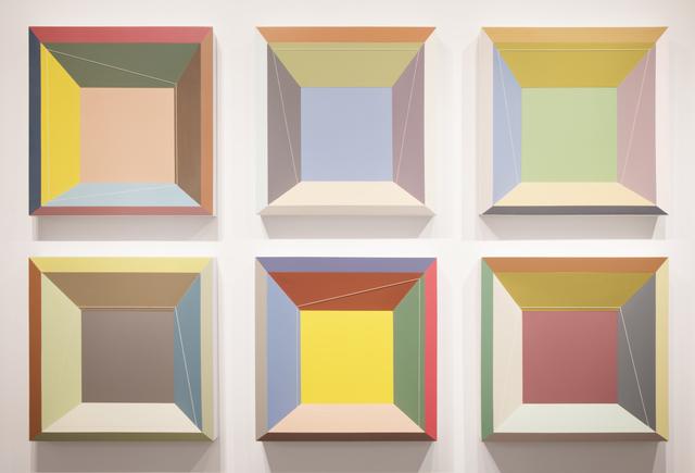 , 'Skene, 1-6,' 2018, Cheryl Hazan Gallery