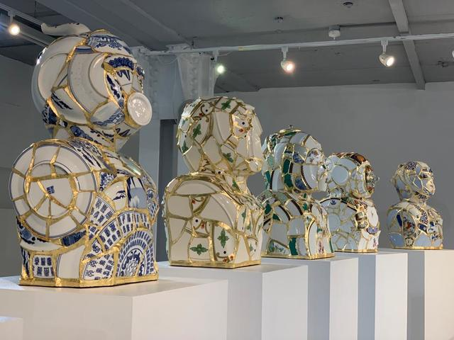 Silvy Weatherall, 'The Last Supper', 2018-2019, Hix Art