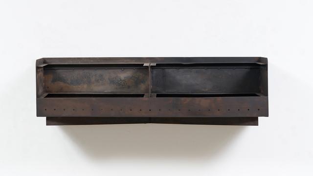 , 'Grill,' 2018, Galerie Nathalie Obadia