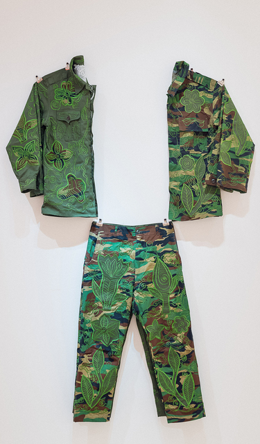 , 'Military Uniforms from Before 86' Project ,' 2012, Chan + Hori Contemporary
