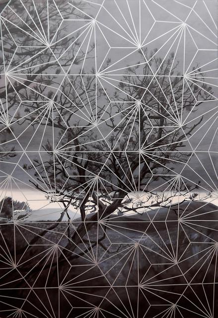 , 'Silver Sky,' 2017, form & concept