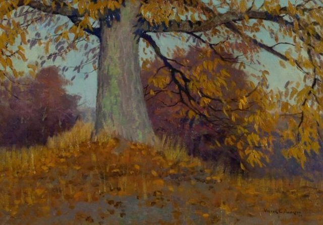 , 'Big Tree,' , Questroyal Fine Art