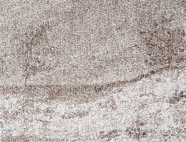 , 'Sediment #4,' 2014, ELASTIC Gallery