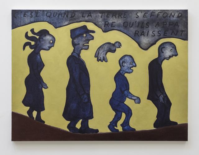 , ' C'est Quand la Terre,' , Galerie Camille