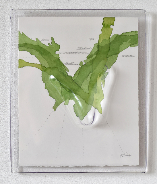 Loris Cecchini, Diana Lowenstein Gallery