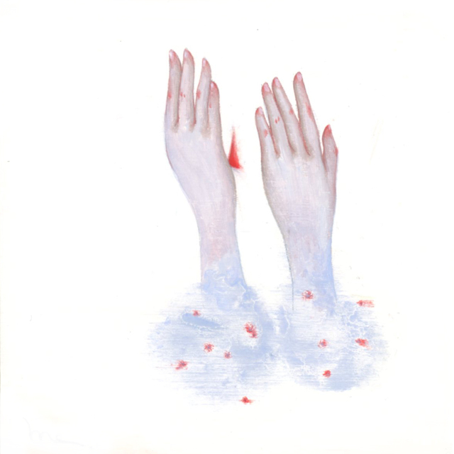 , 'Listening,' 2017, Flower Pepper Gallery