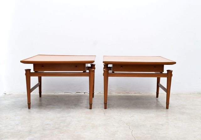 , 'Pair of Side Tables,' ca. 1960, ADN Galería
