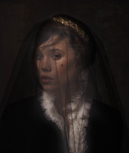Simon Procter, 'ASTRID NUMBER TWO, Portrait of Àstrid Bergès-Frisbey', 2012, Photography, C-type with satin finish, Rosenbaum Contemporary