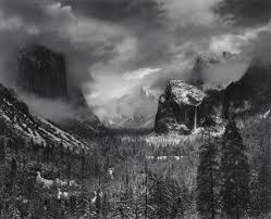 Ansel Adams, 'Clearing Winter Storm', 1938, The Halsted Gallery