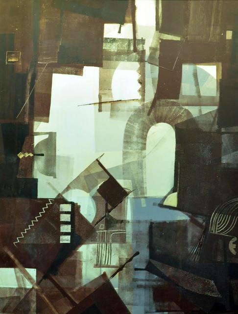 , 'Untitled 14 ,' 2015, Hafez Gallery
