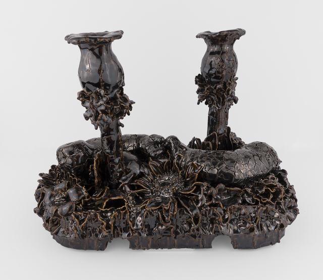 , 'Bud Vase (Hold on Tight),' 2017, Conduit Gallery