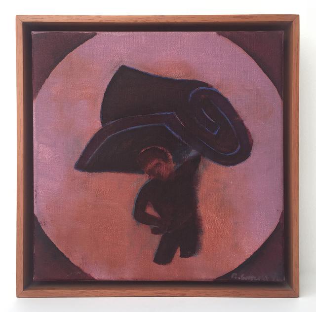 , 'Carguero, el colchón (Estudio),' 2014, Casas Riegner