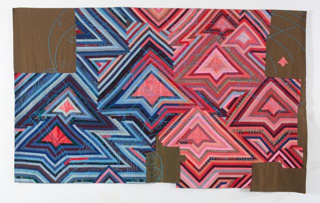 , 'TREK (PLEIADES),' 2014, Greg Kucera Gallery