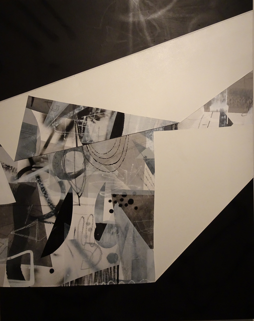 , 'Fold,' 2017, Sopa Fine Arts